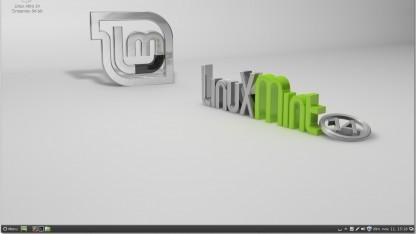 Linux Mint 14 aktualisiert die zwei Desktops Mate und Cinnamon.