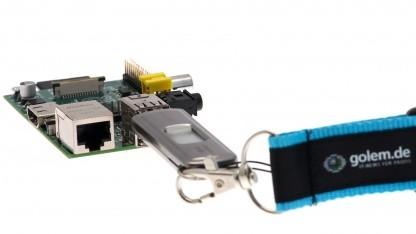 Das Raspberry Pi bekommt bald eine Kamera.