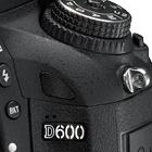 Sensordreck: Nach rund 3.000 Bildern ist die Nikon D600 staubfrei