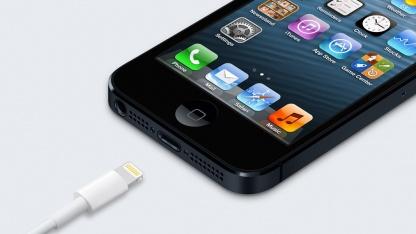 Apple sichert sich europäische Markenrechte an Lightning.