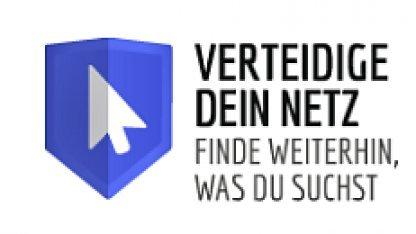"""""""Verteidige Dein Netz"""": Google beginnt Kampagne gegen Leistungsschutzrecht"""
