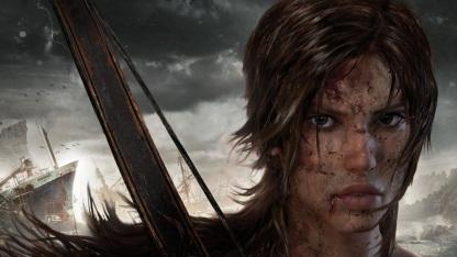 Vorzeige-Spieleheldin Lara Croft aus Tomb Raider