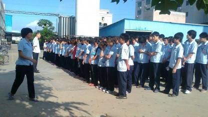 Titelbild des Reports von China Labor Watch zu HEG Electronics