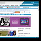 Firefox mit MSN: Firefox mit integriertem MSN und Bing als Standardsuche