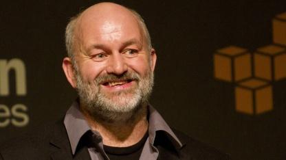 Amazons Technikchef Werner Vogels auf der AWS re:invent
