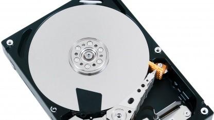 MG03xxx400 - Toshibas Enterprise-Festplatten speichern bis zu 4 TByte Daten.
