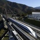 Eisenbahn: Japanische Eisenbahn will Magnetschwebebahn einsetzen