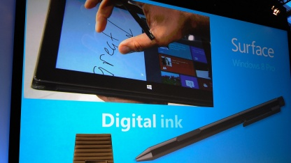 Surface Pro mit Windows 8