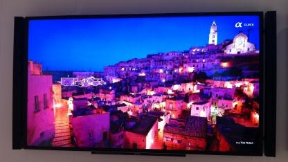 Sonys 4K-Fernseher Bravia KD-84X9005