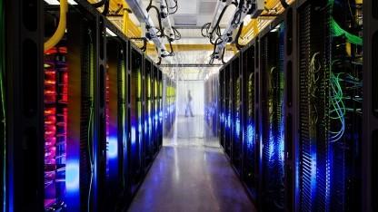 Google-Rechenzentrum