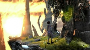 The Longest Journey (Bild: Funcom), Adventure