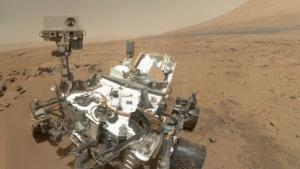 Marsrover Curiosity: Sand wie auf Hawaii