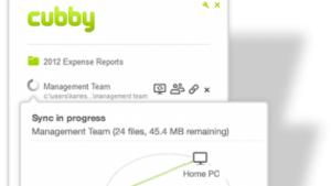 Datei-Sharingdienst: Cubby lässt die Cloud links liegen