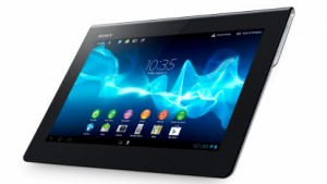 Android-Tablet: Sonys Xperia Tablet S ist wieder dicht