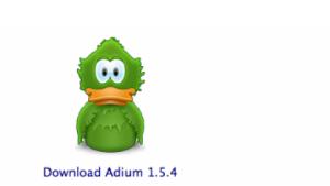 Neue Adium-Version integriert sich besser in Mac OS X.