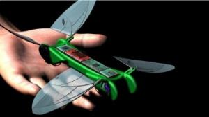 Robot Dragonfly: fliegt, gleitet und steht in der Luft