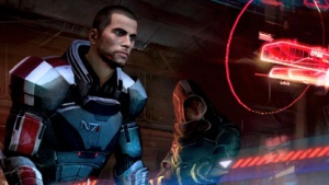 Shepard in Mass Effect 3