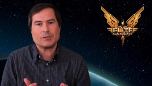 David Braben will Elite: Dangerous im März 2014 auf PCs bringen.