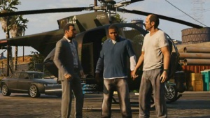Rockstar Games: Zweiter Trailer von GTA 5 zeigt die drei Hauptfiguren