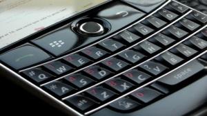 Ein Blackberry Bold