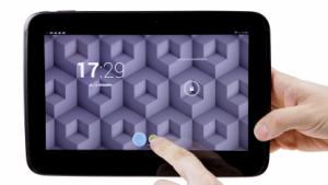 Das 10-Zoll-Tablet Nexus 10 stammt von Samsung.