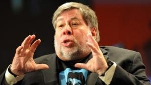 Steve Wozniak im Mai 2013
