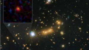 Astronomie: Eine Galaxie so fern wie nie zuvor