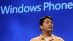 Terry Myerson ist Corporate Vice President von Microsofts Windows-Phone-Abteilung.