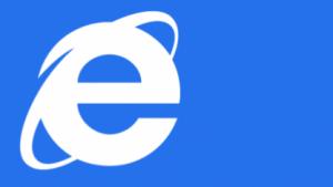 Zu viele Webkit-Optimierungen versteht der Internet Explorer nicht.