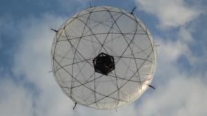Hipersfera: Unbemanntes Luftschiff soll Grenze überwachen