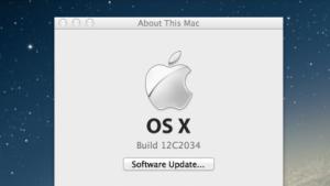 Fehlendes Update: Apple zieht Mac OS X 10.8.2 zum Teil zurück