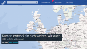 Here Maps jetzt für Android
