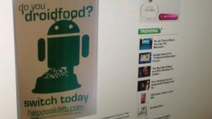 Droidfood: Facebook-Beschäftigte sollen auf Android umsteigen