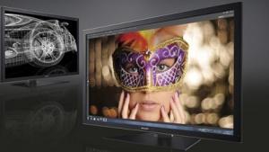 Igzo: Sharp plant 35 mm dünnes Display mit 3.840 x 2.160 Pixeln