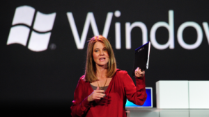 Windows Chief Financial Officer Tami Reller