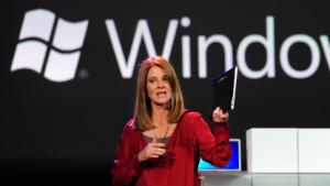 Windows Chief Financial Officer Tami Reller