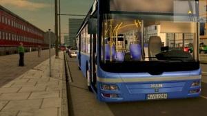 Citybus Simulator München