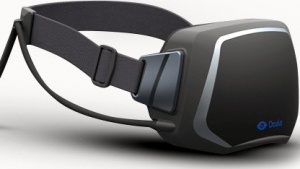 VR-Headset Oculus Rift