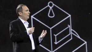 Amazon-Vize Andy Jassy auf der AWS re:invent