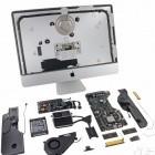 iMac bei iFixit: Wechselbare CPU, viel Kleber und schlecht zu reparieren