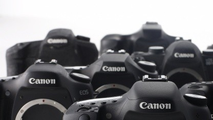 Die Canon 7D Mark II soll mit höherer Auflösung und Geschwindigkeit punkten.