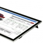 Sharp: 20 Zoll großes Multitouch-Display mit 1.920 x 1.080 Pixeln