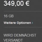 Play Store: Nexus 4 kann wieder bestellt werden