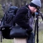 Vom Rücken zum Bauch: Fotorucksack muss nicht in den Dreck geworfen werden