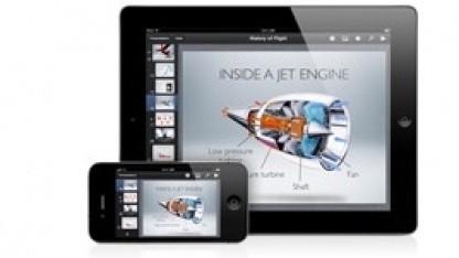 Nennenswerte Neuerungen gibt es nur für die iOS-Apps.