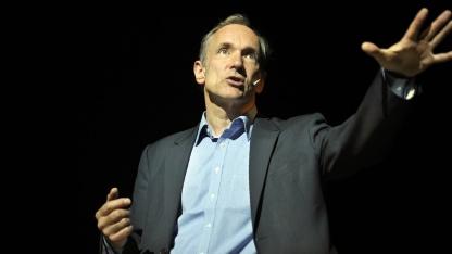 Tim Berners-Lee: Zugang ist nicht das Problem.