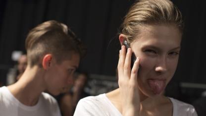 Wie geht's denn heute? Das Smartphone erkennt die Stimmung an zwölf Merkmalen.
