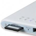Kabellos: Kartenleser lässt SD-Karten und USB-Sticks funken