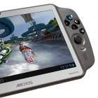 Archos Gamepad: Spieletablet mit Analogsticks für 150 Euro