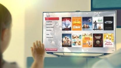 Videoload auf Samsung-Fernsehern